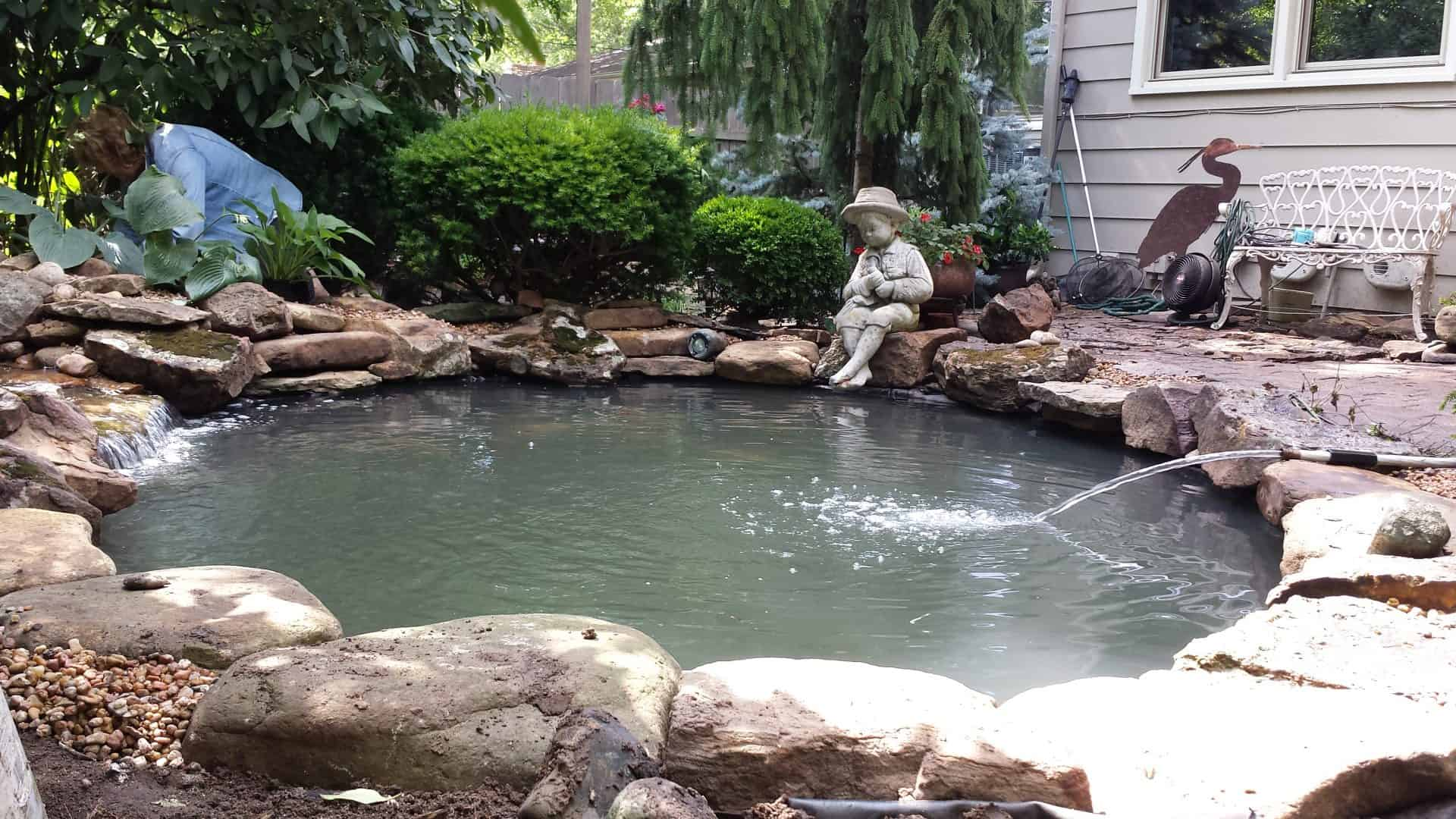 pond--waterfall-renovation-june-2015_19529093066_o